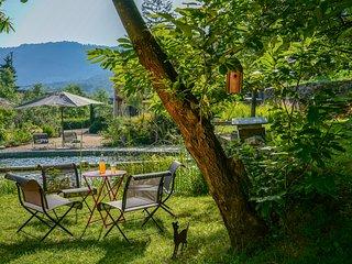 Mas de Saribou - Écogîte et piscine naturelle - Ardèche