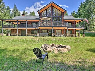 Large Home w/ 4 Master Suites, 4.7 Mi to Suncadia