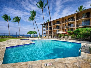 25% OFF! 2bdrm condo w/Ocean Views, Pool/Spa, Tennis Courts & A/C. Newly Remodel