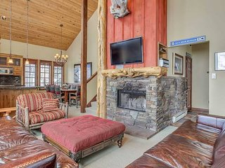 High-End Summer/Winter Lodge on Slopes of Alta