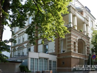 Villa Uhland - City Condo, cozy and convenient