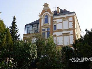 Villa Uhland - Modern in Jugendstil