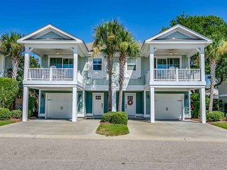 New to Rental! Free WiFi & Parking! Stunning Townhouse in North Beach Plantation