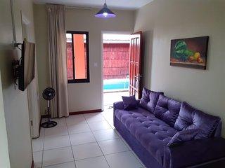 Nieuw appartement met zwembad en prieel in Rainville, Paramaribo Noord (Paars)