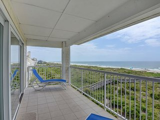 Wrightsville Dunes 3A-B - Oceanfront condo with community pool, tennis, beach