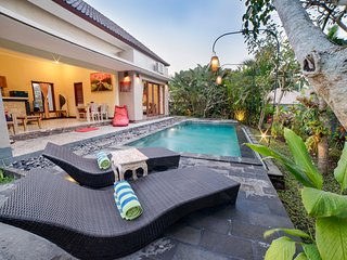 Griantika Villa Ubud - 3BR Private Villa with Nature View