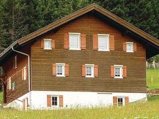 Stunning home in Gargellen w/ WiFi and 4 Bedrooms