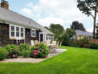 Classic Cape Cod Gem w/ Fireplace, Sunroom & Big Fenced Yard