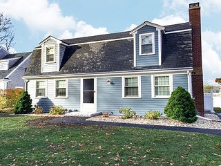 5BR, 1.5BA Falmouth Hts Beach Home - Walk to Beach & Martha's Vineyard Ferry