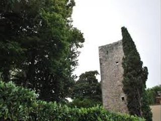 megalithic walls and tower