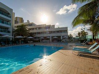 Aconchegante Suite no Ponta Negra Beach PNB 219 - Monica