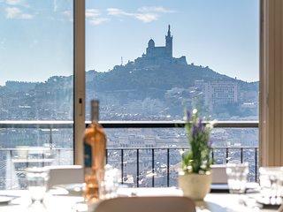 Vue Panoramique 360° sur tout Marseille - Air Rental