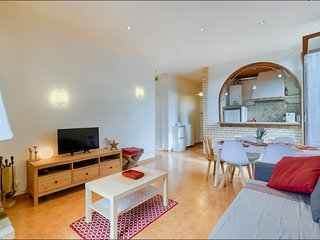 Appartement avec Jardin & Veranda - Proche Tramway