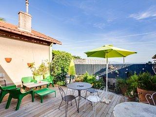 La superbe villa Mer et Soleil - Air Rental