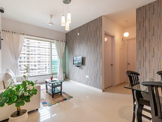 Spanish Style - 2 BHK Apartment