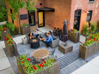 Loft Luxury in Downtown Bozeman One Block From Main Street