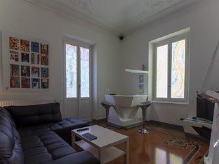 Appartamento in edificio storico in pieno centro e ristrutturata