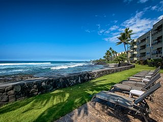 Watch Dolphins from this Oceanfront 2BR Corner Unit, Banyan Tree 200