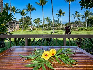 Oversized condo with A/C located in the Picturesque Kanaloa Complex!, Hale Kalen