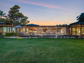 Glamorous Mondavi Family Estate Home, Fairways South #18 at Mauna Kea Resort