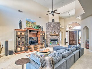 Spacious Scottsdale Home w/ Pool, Near Golf Course