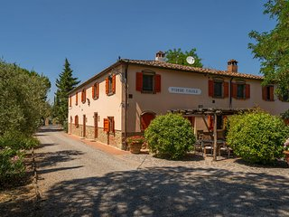 Nice lodging far from the madding crowd,A/C,terrace,table tennis,BBQ,Sleep 6,Ma