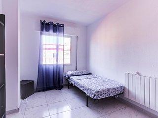 Cesar Apartment in UNESCO City close to Madrid