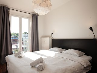 Lovely apartment in Smichov with amazing view by easyBNB