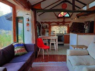 Casa Lagunillas, Cajon del Maipo (Hot Tub)