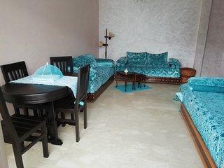 Bel appartement 60 m2 avec Piscine a Skhirat Plage / Rabat  Morocco