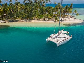 Sailboattrips in San Blas Islands