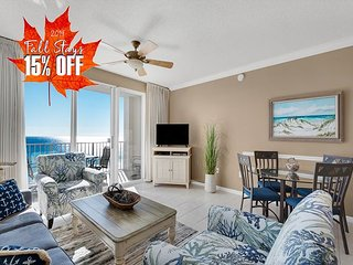 15% OFF FALL! Updated, BEACH VIEW! Pool~Hotub *Resort + FREE VIP Perks &MORE!
