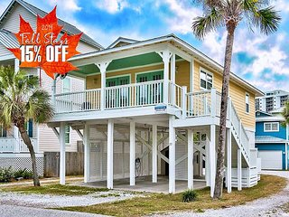 15% OFF FALL!!! Updated w/ Pool, Just Steps 2 Beach + FREE VIP Perks & MORE!!