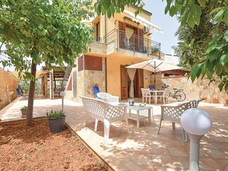 Awesome home in San Nicola l'Arena w/ WiFi and 2 Bedrooms