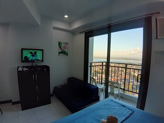 Topmost Seaview Studio 3311 with Balcony