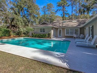 3 Old Military Rd a charming Sea Pines beach cottage is the perfect getaway