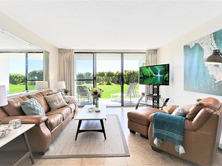 Bright, Spacious and Renovated Ground Floor Condo