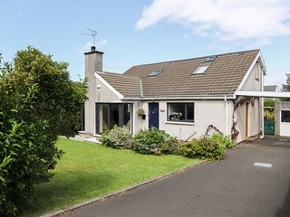 Portstewart five- bedroomed family detached property with garden.