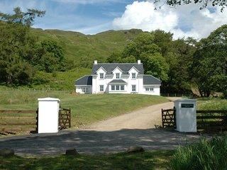 Fearnach Bay House