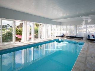 Creach Hamon Villa Sleeps 8 with Pool - 5716032