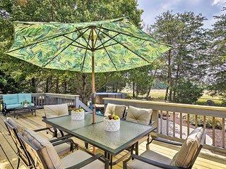 NEW! 1-Acre Family Home w/Pool~11 Mi to Greensboro