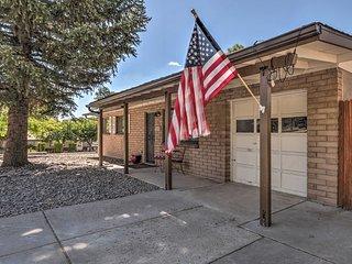 E. Flagstaff Home w/Porch Near Golf + Hiking!