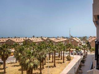 ApartUP Patacona Palm Beach I. WiFi + PK + A/A + Pisci + Parque Infantil