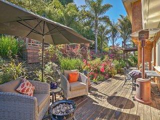 NEW! Modern Home w/Hot Tub- .6mi to La Selva Beach