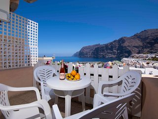 Apartment Los Gigantes, sea view, wi-fi