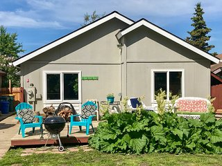 NEW! Anchorage Home w/ Deck & Direct Hiking Access
