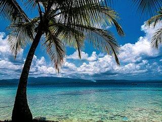 San Blas islands Senidub, Panamá