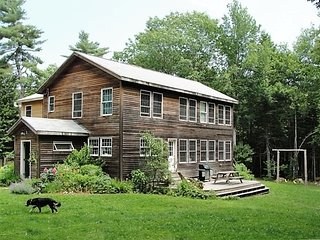 Millbrook Falls House -- in the woods close to Acadia & Bar Harbor
