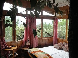 Memorable Stay with Tree Houses & Cottages/Manali
