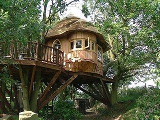 Tree House Stay near beach Resorts/Puducherr